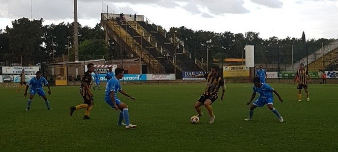 Almirante Brown, Defensores Unidos, Primera B