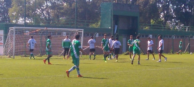 CUARTA DE BANFIELD, EXCURSIONISTAS, AMISTOSO