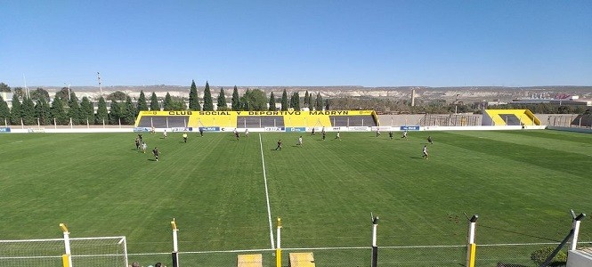 Deportivo Madryn, Guillermo Brown, Amistoso, Fútbol, Ascenso.